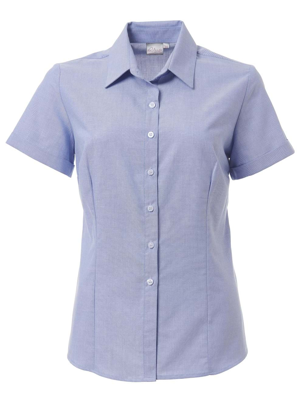 Ladies Oxford K373 S/S Blouse