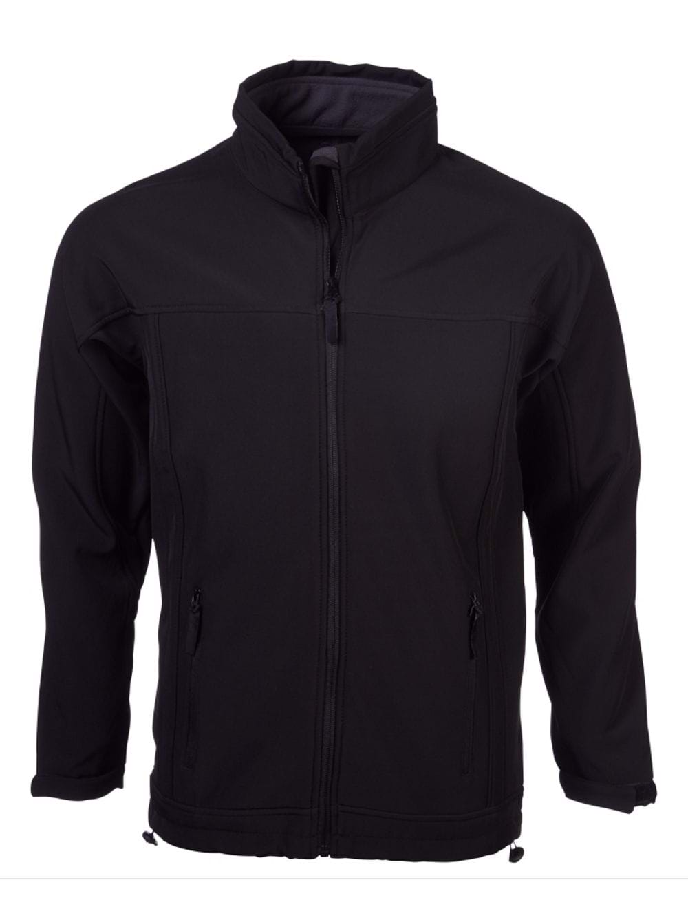 Unisex Summit Jacket - Black/Charcoal
