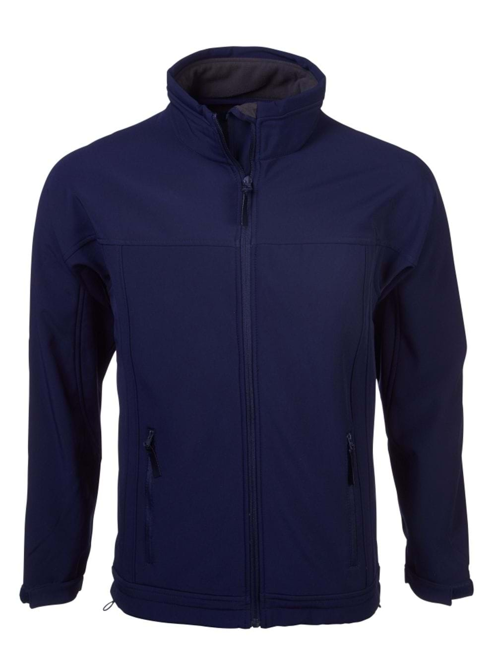 Unisex Summit Jacket - Navy/Charcoal